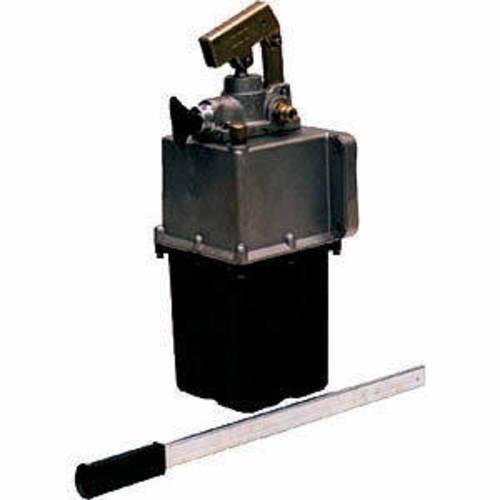pompe hydraulique manuelle aluminium 7l
