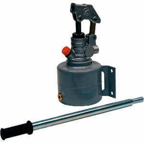 levier de pompe hydraulique manuel