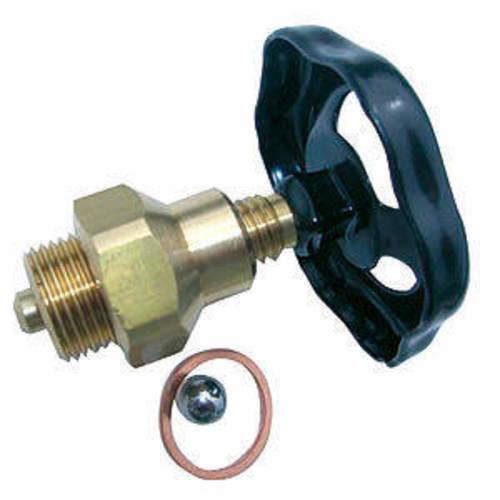 robinet de décompression pour pompe acier