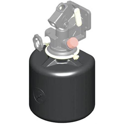 réservoir de rechange plastique pour pompe hydraulique chapel - 4 litres